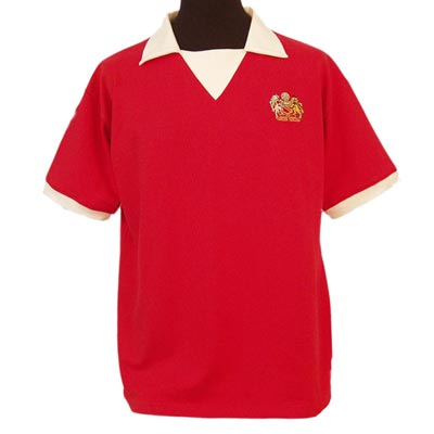 Maillot Manchester United 1970