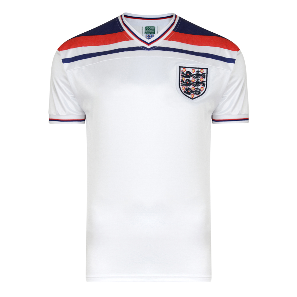 Maillot Angleterre 1982