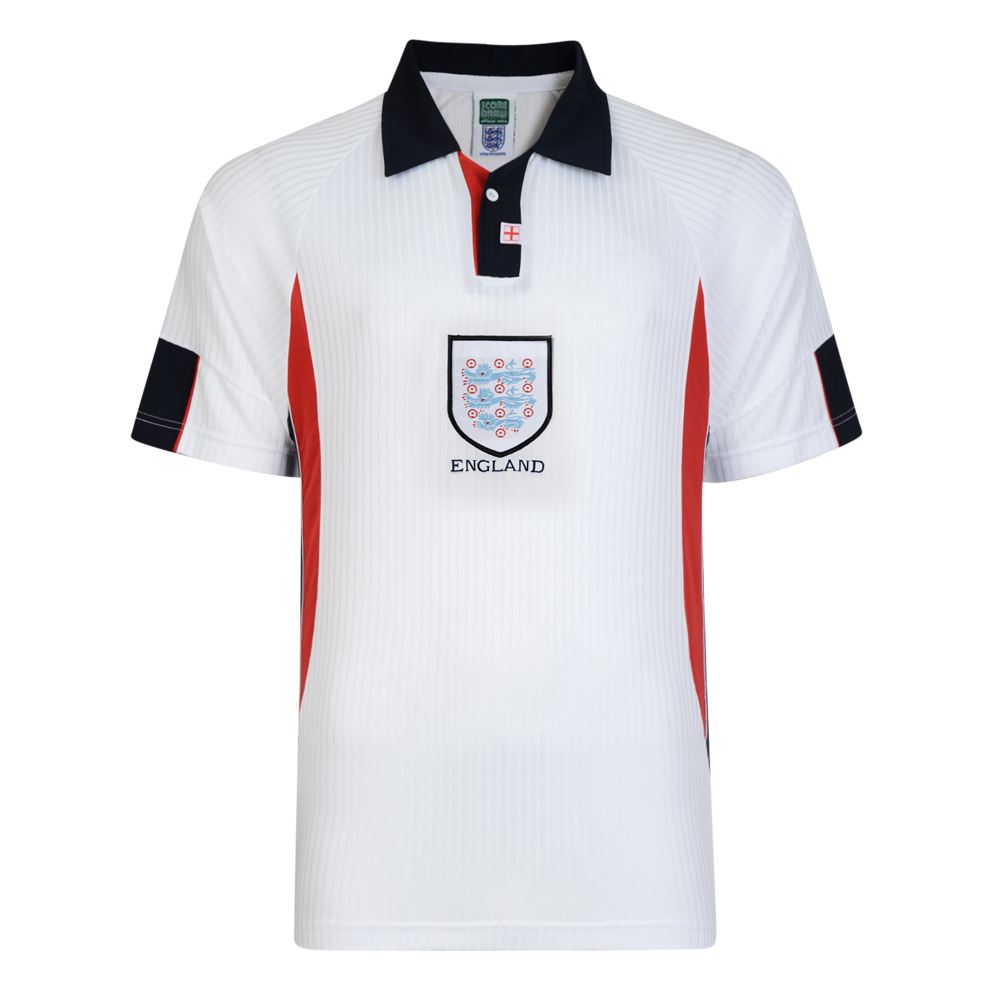Maillot Angleterre 1998