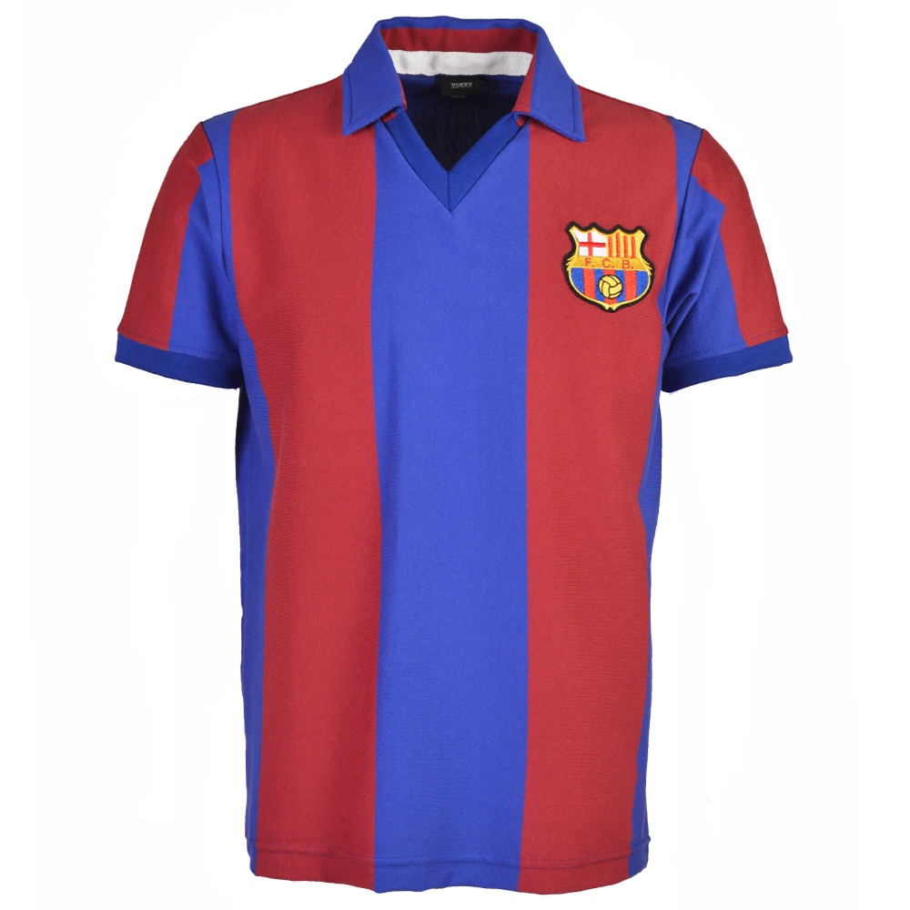 Maillot Barcelone 1980 1981