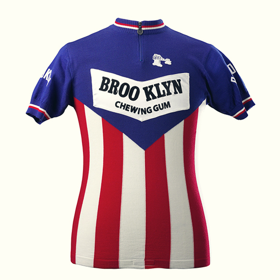 Maillot Brooklyn 1975