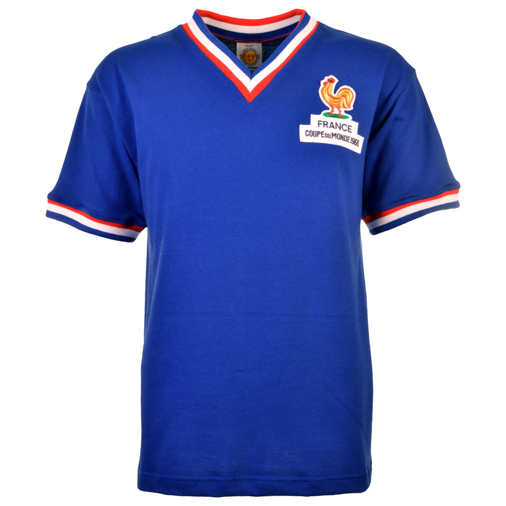 Maillot France 1966 junior