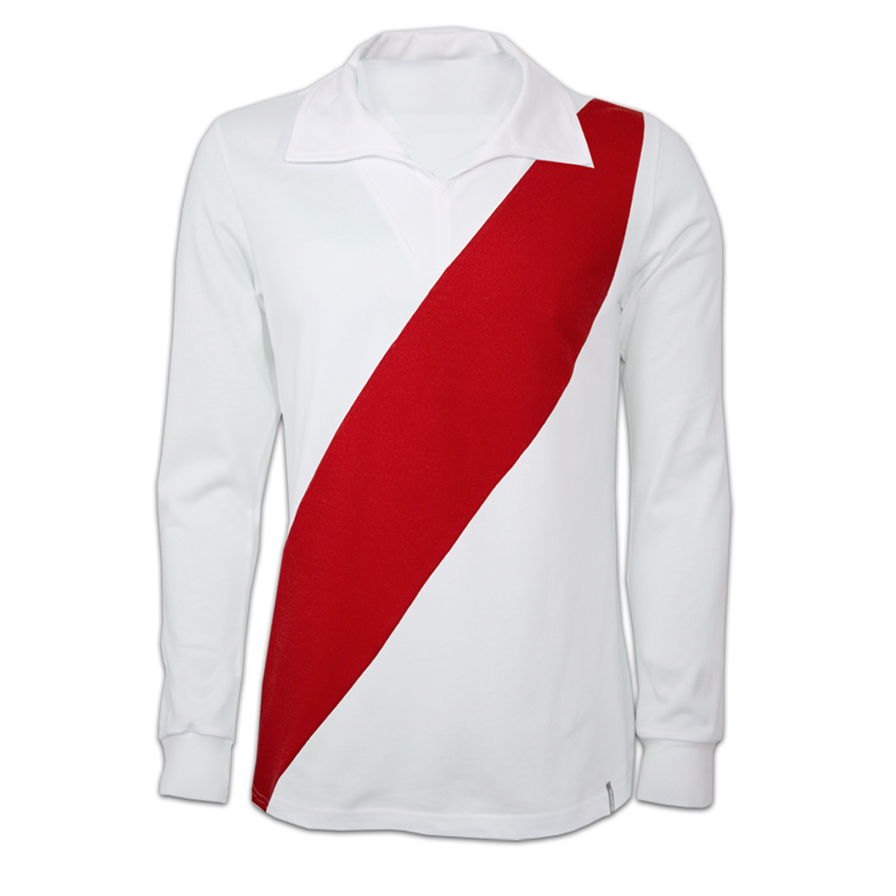 Maillot River Plate 1960's
