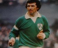 Maillot Irlande 1970's manches longues