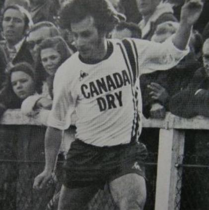 "Maillot PSG 1973 ""Canada Dry"""