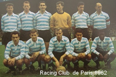 Maillot Racing Paris 1950