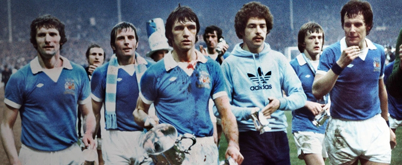 Maillot Manchester City 1976