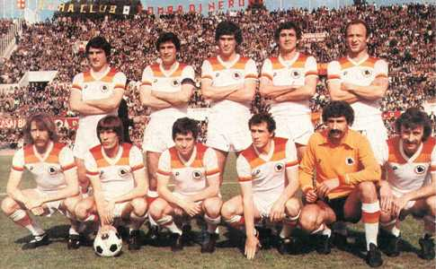 Maillot A.S. Roma 1978-1980