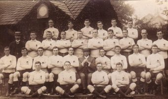 Maillot Rugby Australie 1908