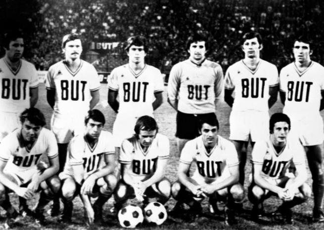 Maillot Marseille 1971 But