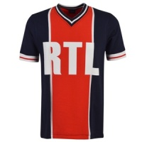 Maillot Paris SG 1978 1979