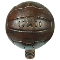 Ballon Football 1954 cuir