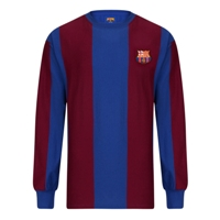 Maillot F.C. Barcelone 1974 manches longues