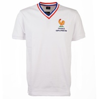Maillot France 1966 blanc