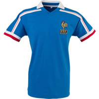 Maillot France 1986