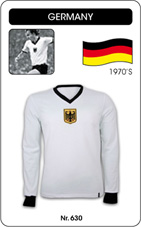 Maillot RFA 1970 long