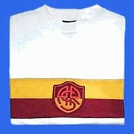Maillot AS Roma 1946