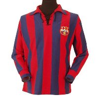Maillot Barcelone 1920 - 1950