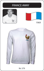 Maillot France 1969