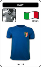 Maillot Italie 1970