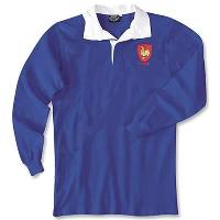 Maillot Rugby France 1987