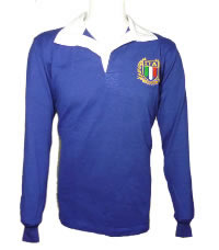 Maillot Rugby Italie 1980's