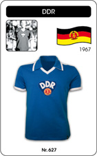 Maillot DDR 1967