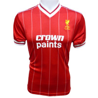 Maillot Liverpool FC 1982