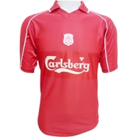 Maillot Liverpool 2000-2001