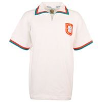 Maillot Portugal 1966 blanc