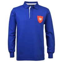 Maillot Rugby France 1972