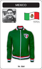 Veste Mexique 1970's