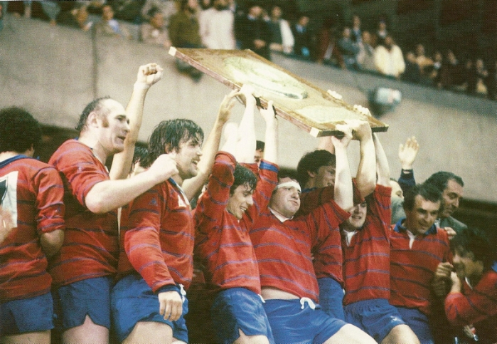 Sport Vintage - Maillo...L Equipe Rugby